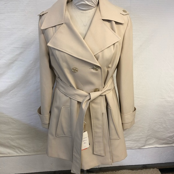 94fcde89f5464 NOS Trench Coat Vintage Sears NWT